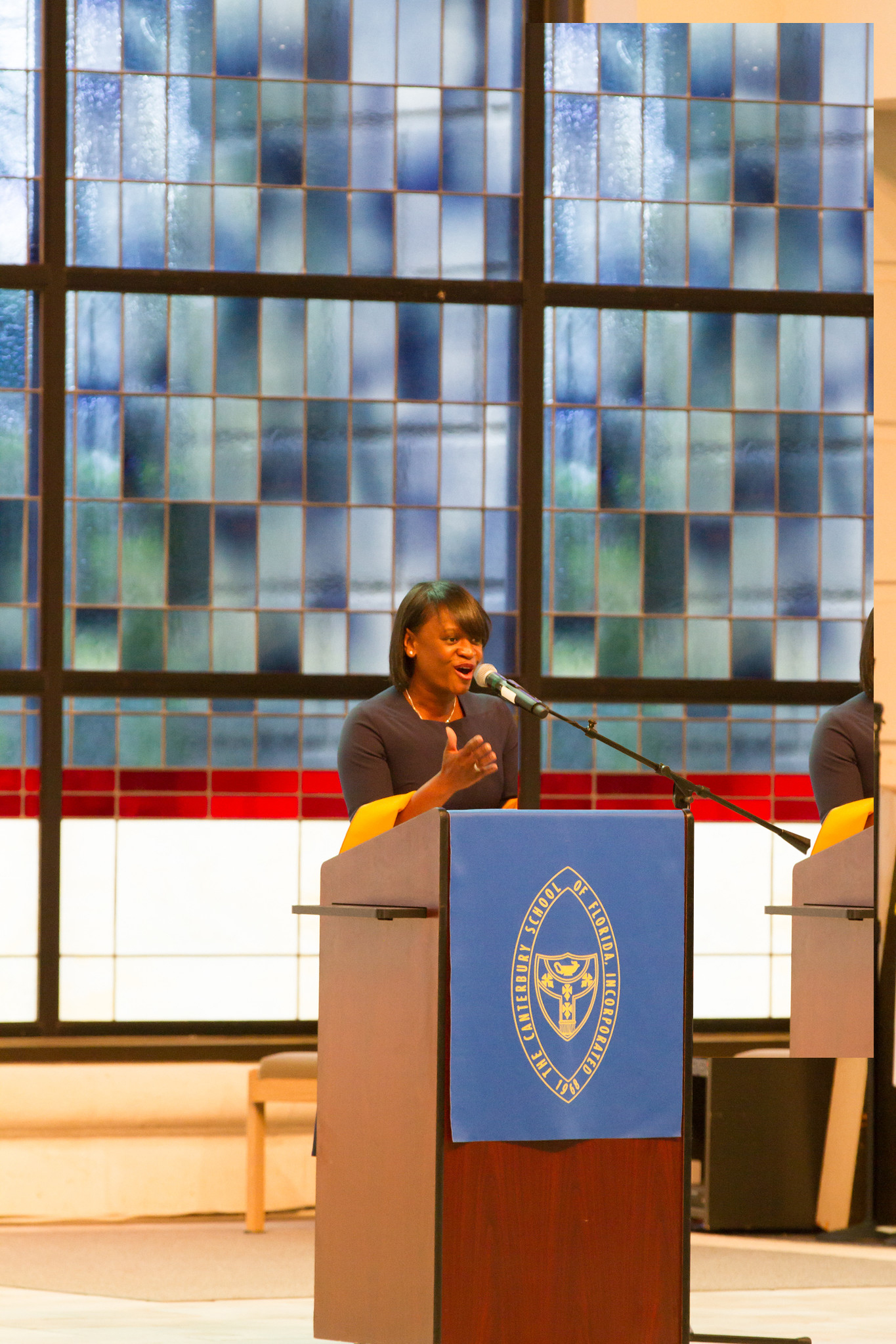 BACCALAUREATE ADDRESS AT THE 2018 COMMENCEMENT CEREMONY