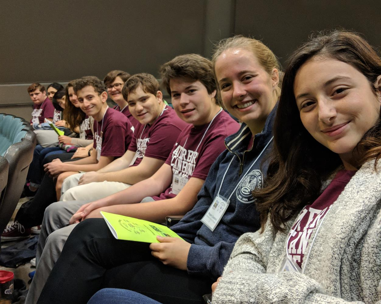 Canterbury Teams Earn 3rd in Their Division at Ocean Bowl
