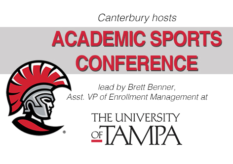 Canterbury Hosts Sports Conference